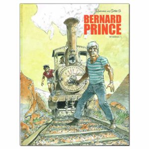 Bernard Prince Integraal 1