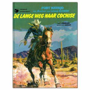 De lange weg naar cochise – Gesigneerd