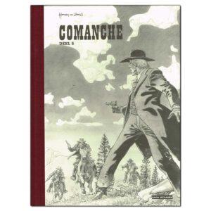 Comanche deel 5 + Originele tekening