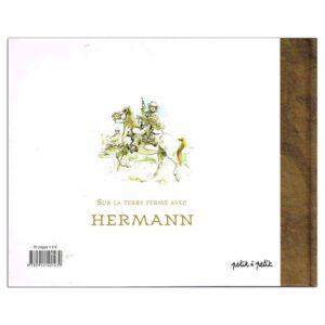 Sur la terre ferme avec Hermann