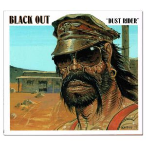 Black Out : Dust Rider