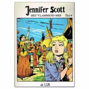 Jennifer Scott – Het vlammend mes