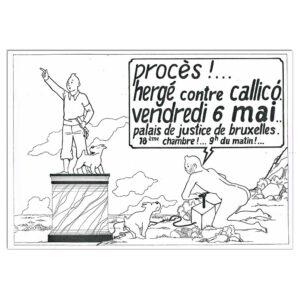 Le livre blanc de Tintin