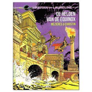 Ravian – De vale schepper + De helden van de Equinox