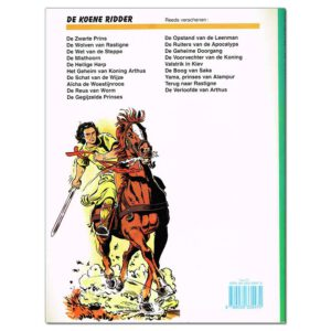 Koene Ridder – De verloofde van Arthus