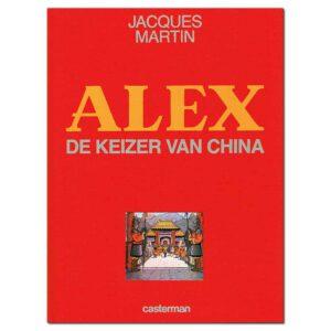 Alex – De keizer van China