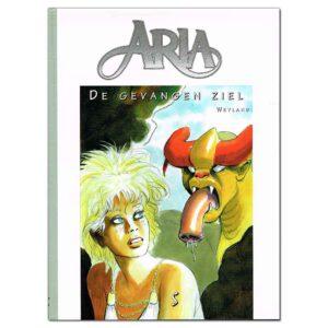 Aria – De gevangen ziel