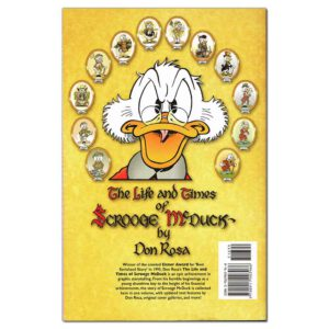 The life and times of Scrooge McDuck – Oom Dagobert