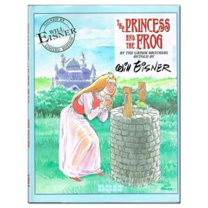 Will Eisner – The Princess and the Frog